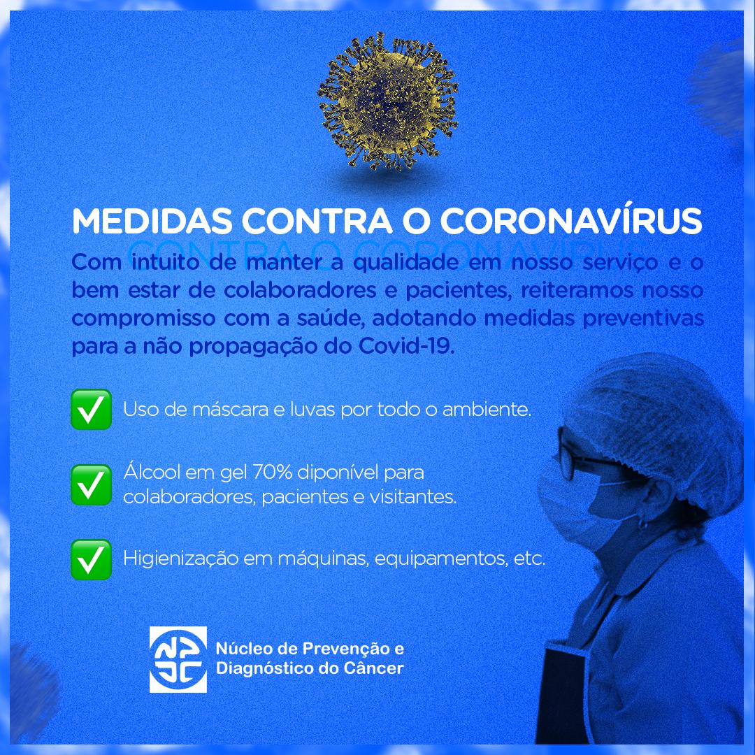 coronavírus-prevenção